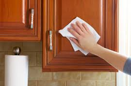 Tips on how to clean kitchen cabinets - Nalazi